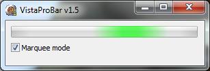 Demo VistaProBar 1.5